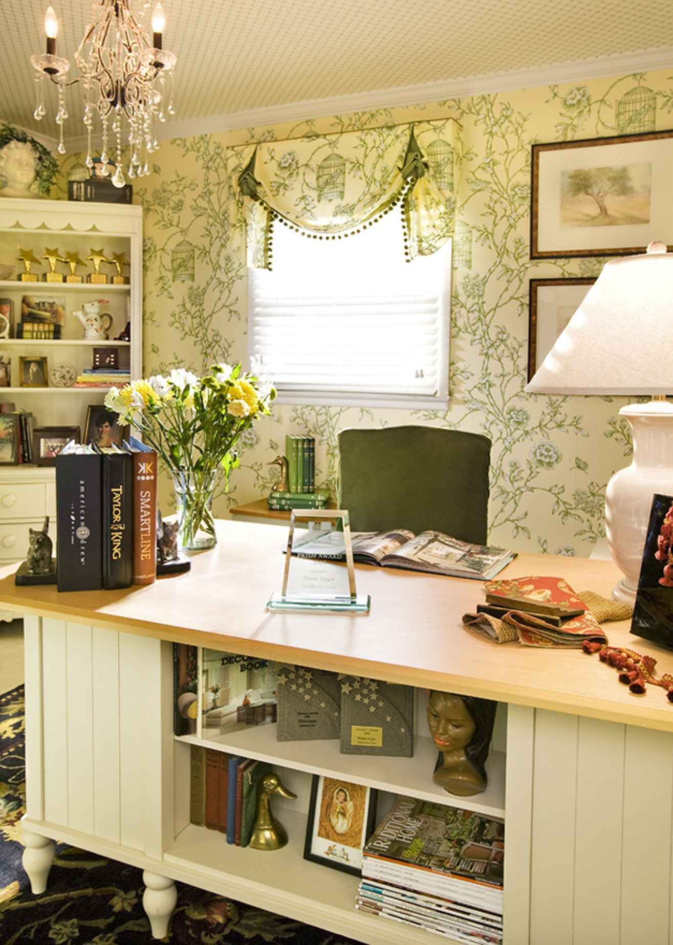 The ABC\'s of Decorating….H is for Home Offices! | Decorating Den ...