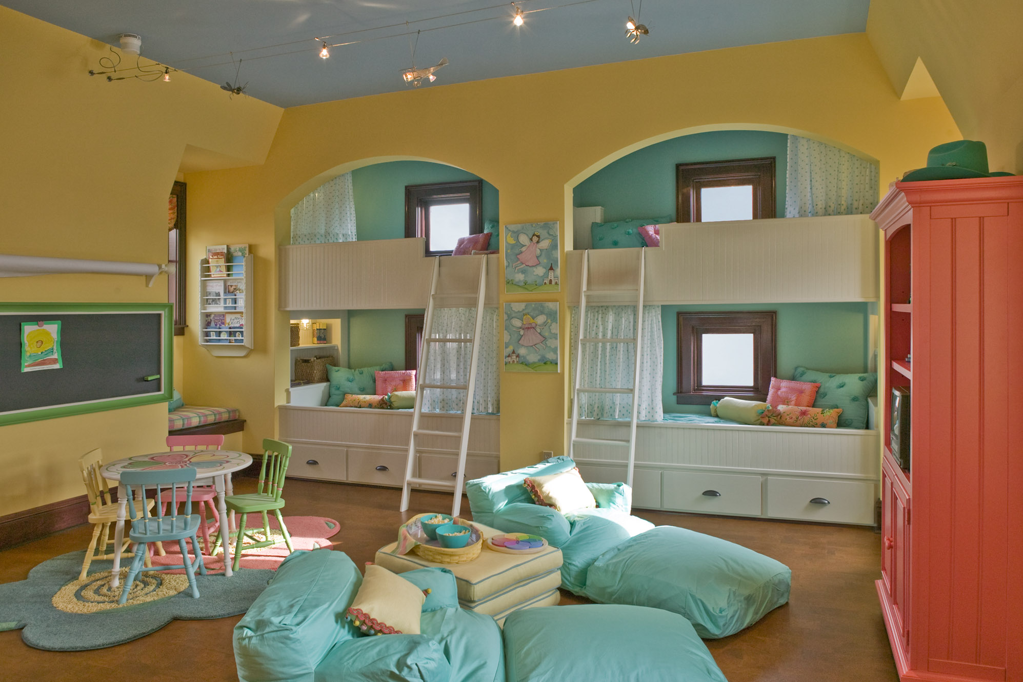 The abc s of decorating k is for kid s rooms decorating den interiors blog decorating tips - Children bedrooms ...