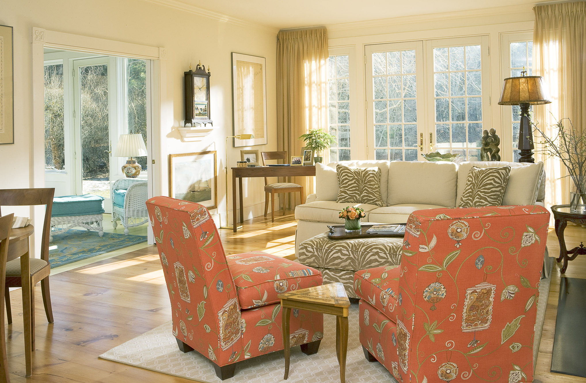 The ABC's Of Decorating…L Is For Living Room!