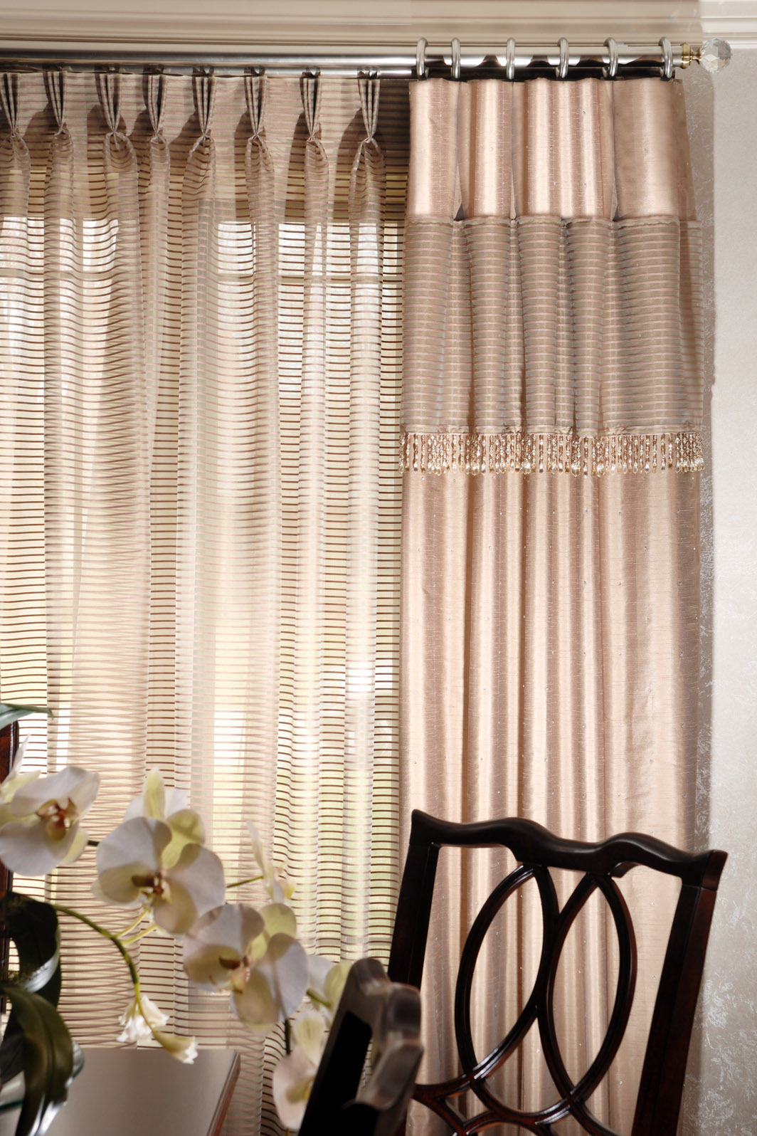 Beautiful Window Treatments the abc's of decorating.t is for terrific window treatment tips