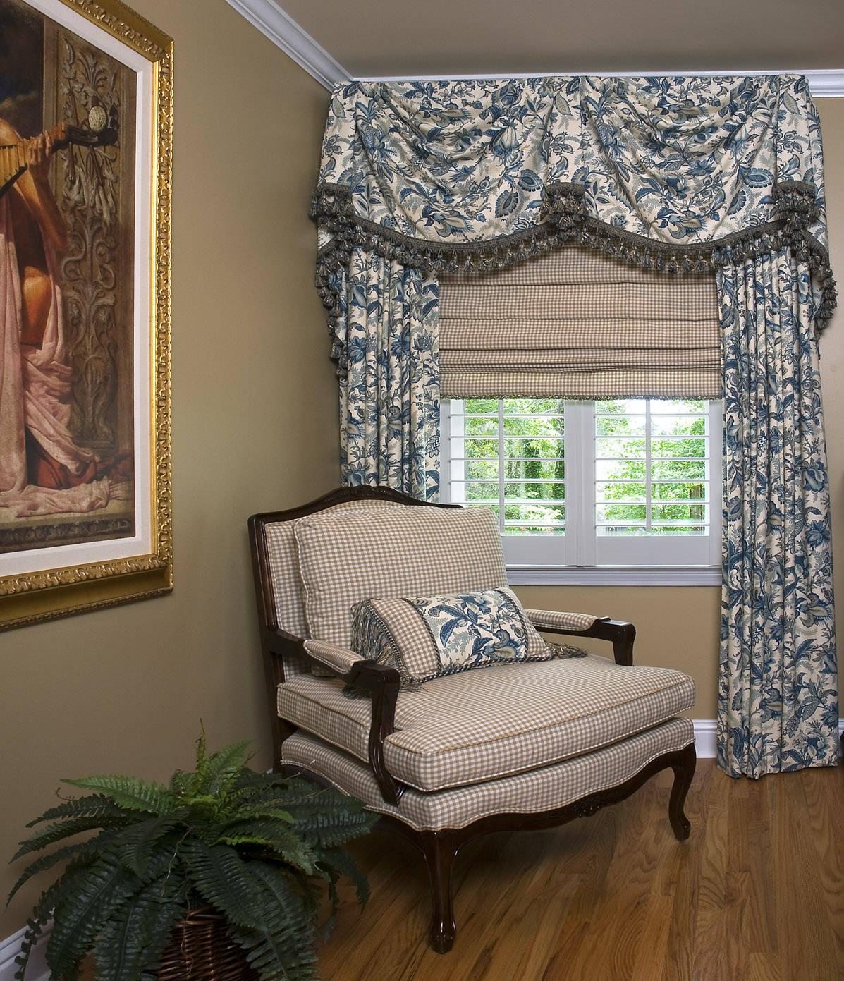 Decorating Den: The ABC's Of Decorating….V Is For Valances!