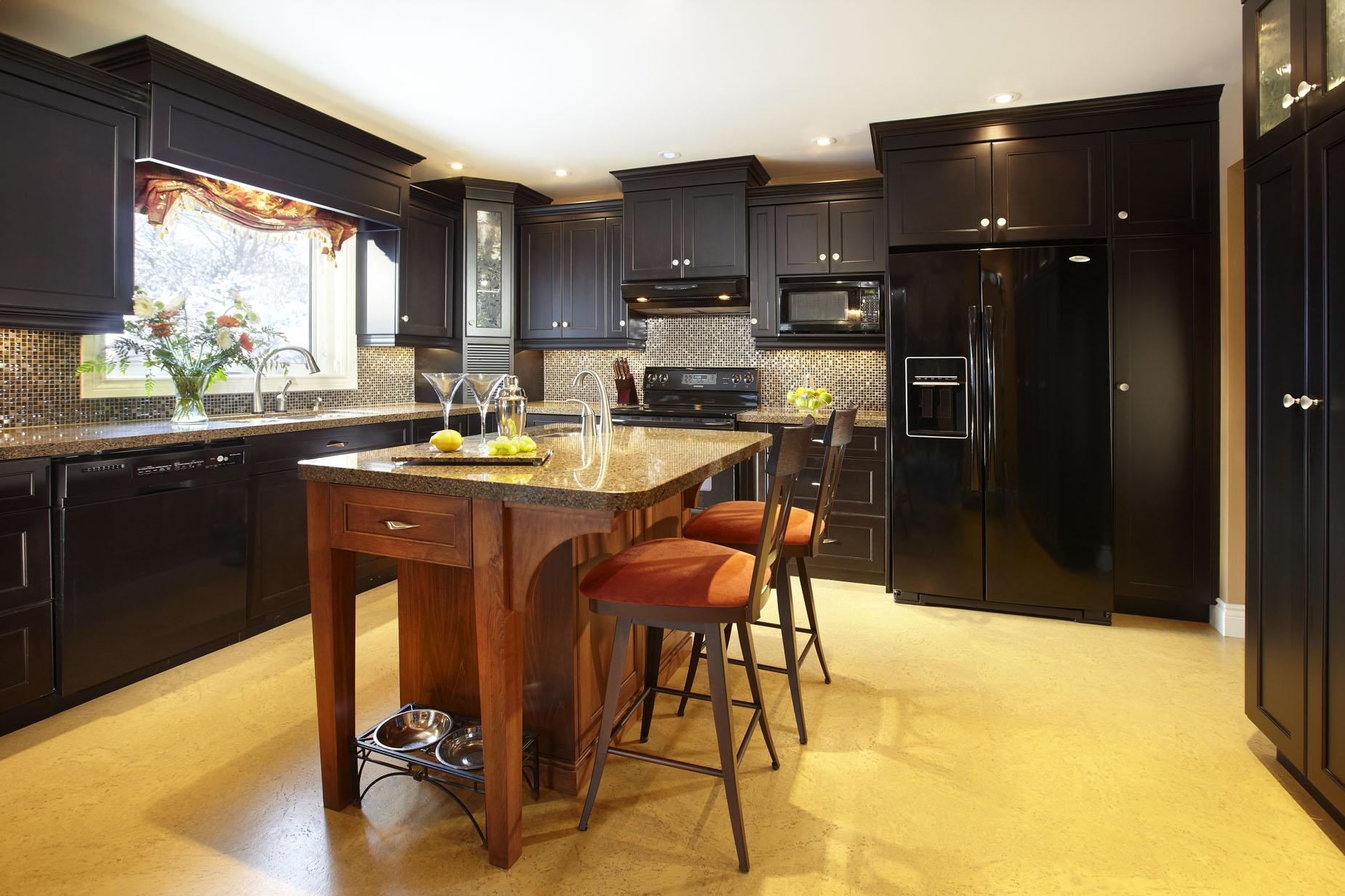 adding a kitchen island – Modern House