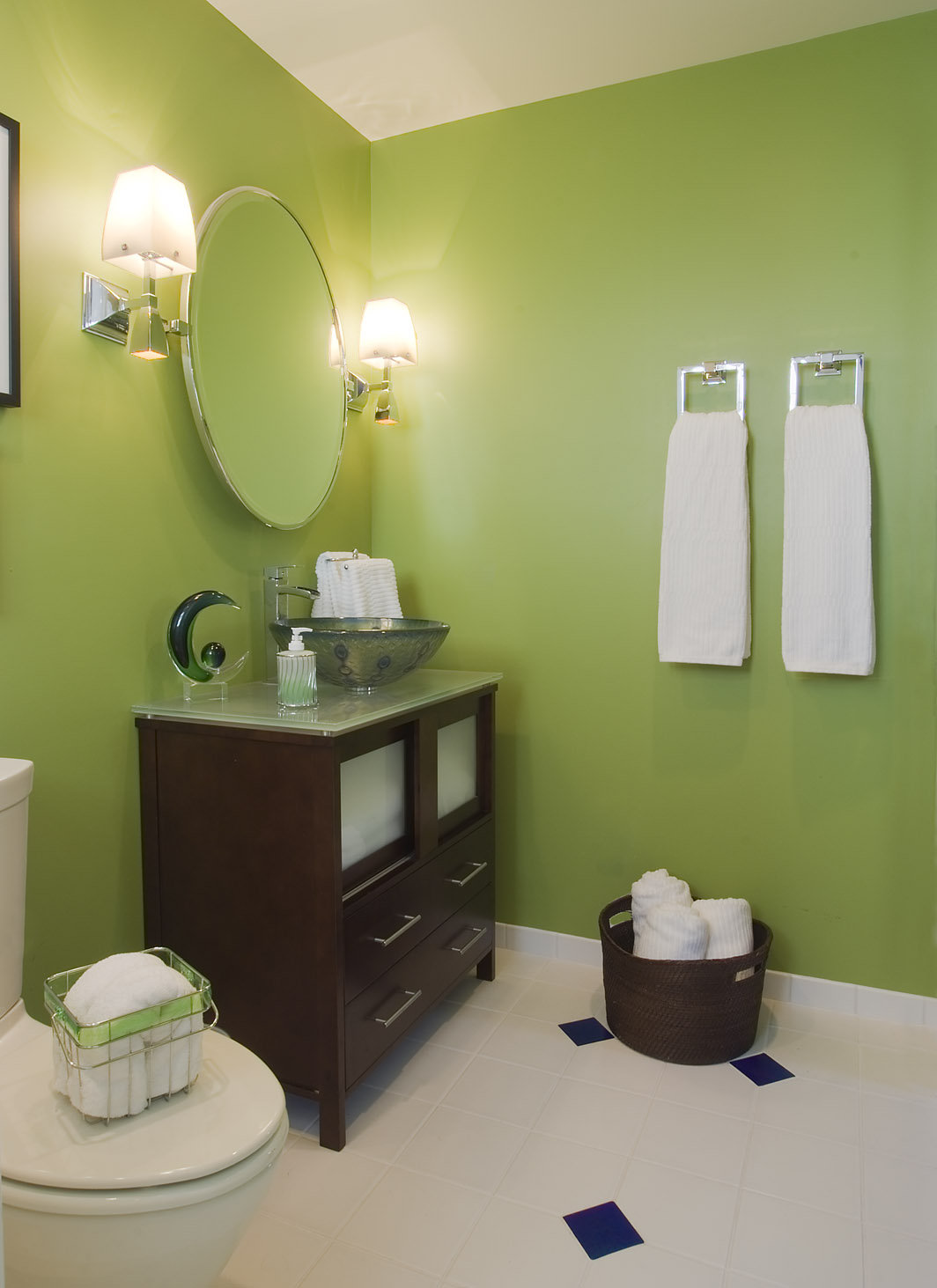 Lovely Powder Room Design Ideas
