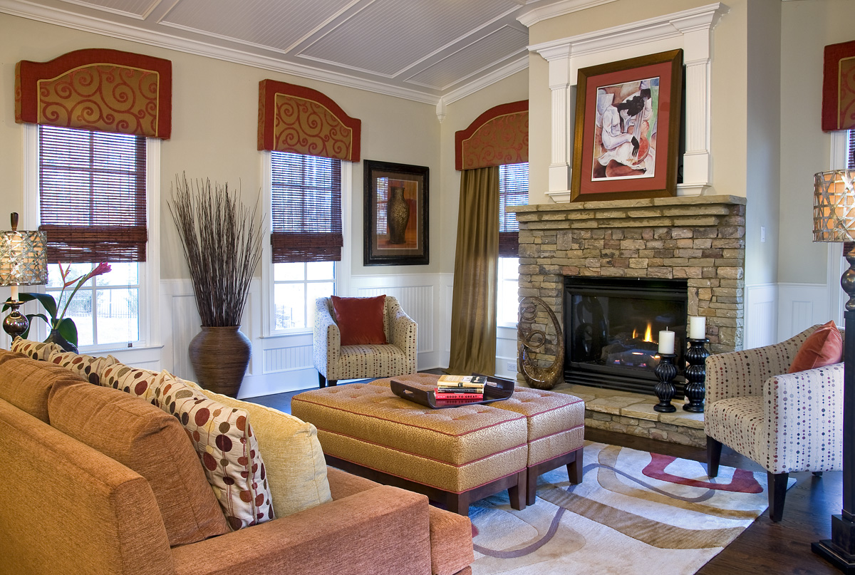 Formal Dining Room Window Treatments. Formal Dining Room Window ...