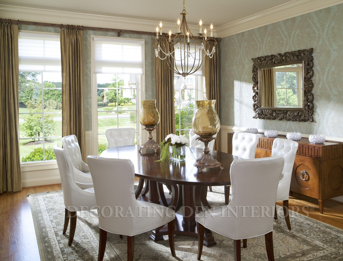 dining in style decorating den interiors blog