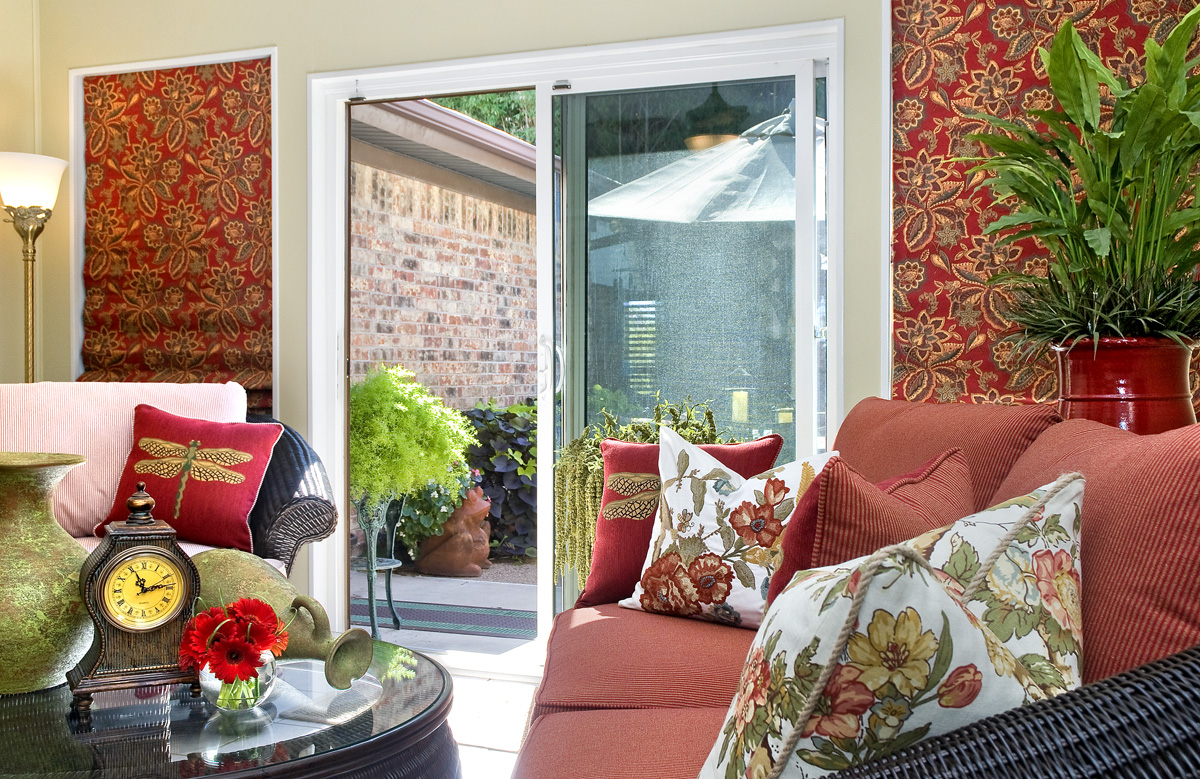 add a little summer sunshine into your decor decorating